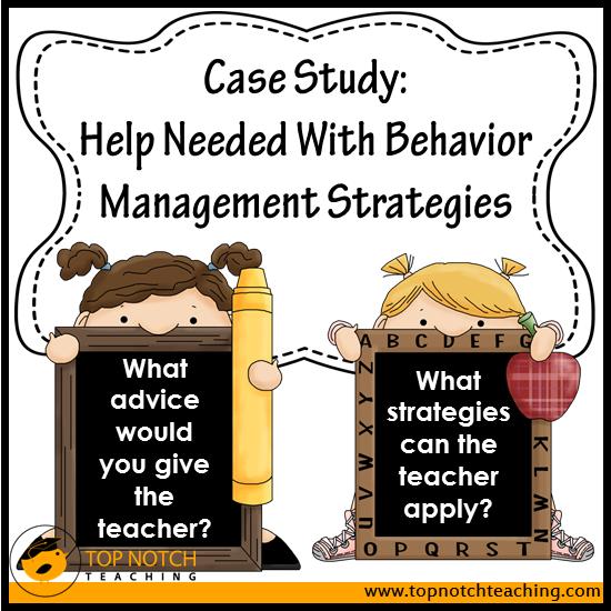 classroom behavior case study